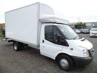 2014 FORD TRANSIT 2.2 350 DRW 1d 124 BHP £8495.00