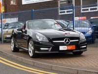2012 MERCEDES-BENZ SLK 2.1 SLK250 CDI BLUEEFFICIENCY AMG SPORT 2d AUTO  £12495.00