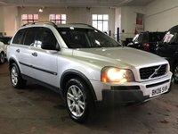2006 VOLVO XC90 2.4 D5 SE 5d 183 BHP £3490.00