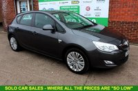 USED 2011 61 VAUXHALL ASTRA 1.6 EXCITE 5d 113 BHP +Just Serviced +Full MOT.