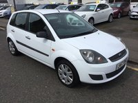 USED 2007 57 FORD FIESTA 1.4 STYLE CLIMATE 16V 5d 68 BHP OUR  PRICE INCLUDES A 6 MONTH AA WARRANTY DEALER CARE EXTENDED GUARANTEE, 1 YEARS MOT AND A OIL & FILTERS SERVICE. 6 MONTHS FREE BREAKDOWN COVER.    CALL US NOW FOR MORE INFORMATION OR TO BOOK A TEST DRIVE ON 01315387070 !! LIKE AND SHARE OUR FACEBOOK PAGE!!