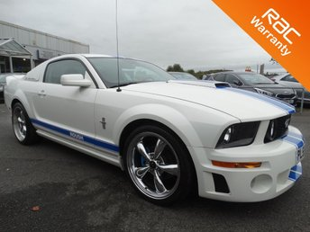 2018 FORD MUSTANG 4.0  £14995.00