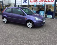 2008 FORD FIESTA 1.4 STYLE CLIMATE 16V 3d 68 BHP £1950.00