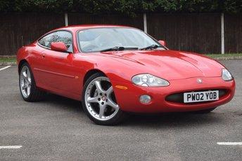 2002 JAGUAR XF 4.0 XKR 2d AUTO 370 BHP £7500.00