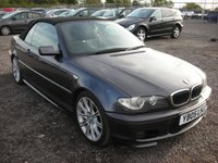 2005 BMW 3 SERIES 2.0 320CD SPORT 2d 148 BHP £3595.00