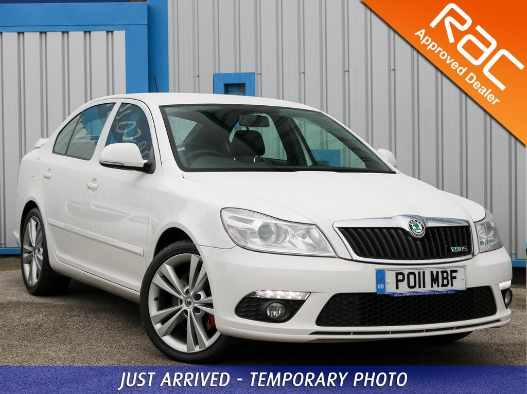 View our 2011 11 SKODA OCTAVIA 2.0 TDI CR vRS 5dr