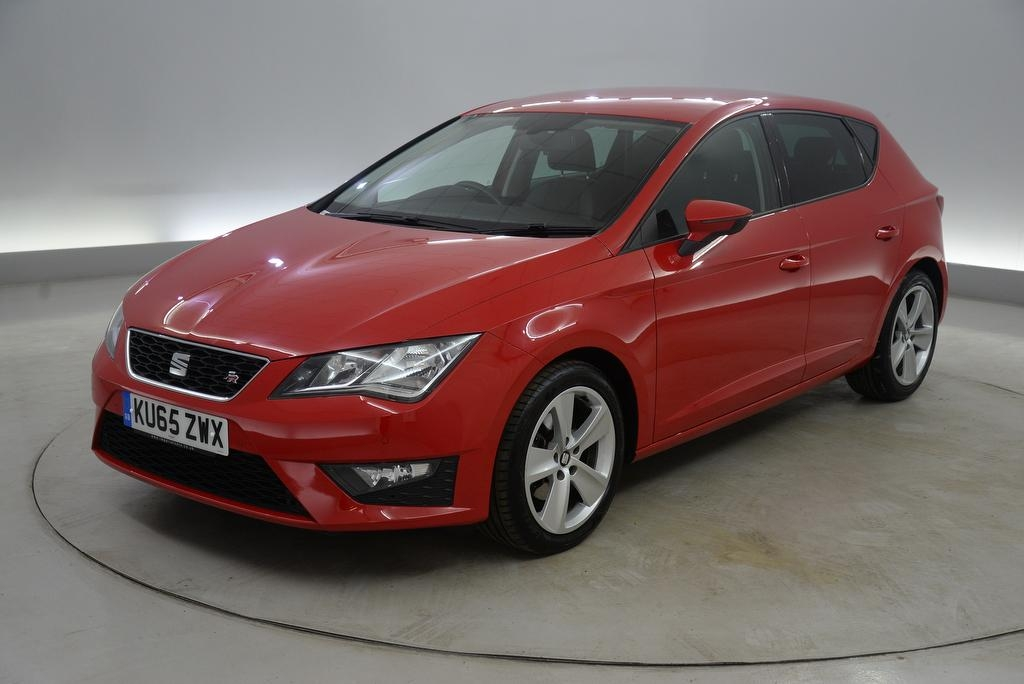 View our 2015 65 SEAT LEON  1.4 EcoTSI 150 FR 5dr - 17IN ALLOYS - CLIMATE CONTROL - PARKING SENSORS