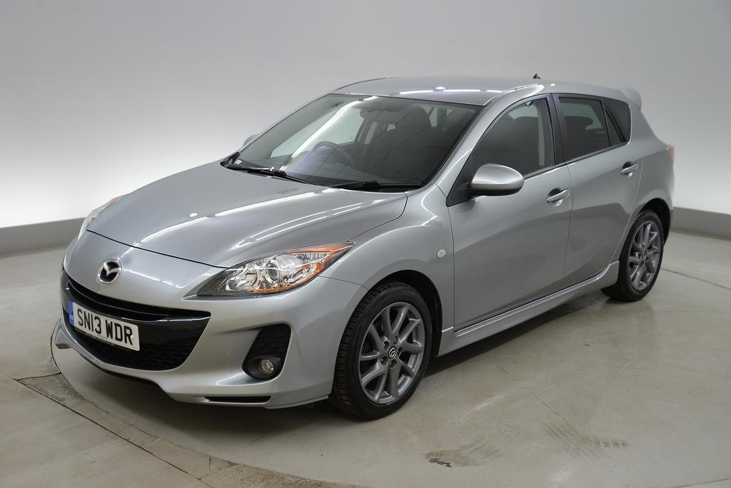 View our 2013 13 MAZDA 3 1.6 Venture 5dr - BLUETOOTH - CLIMATE CONTROL - 17IN ALLOYS