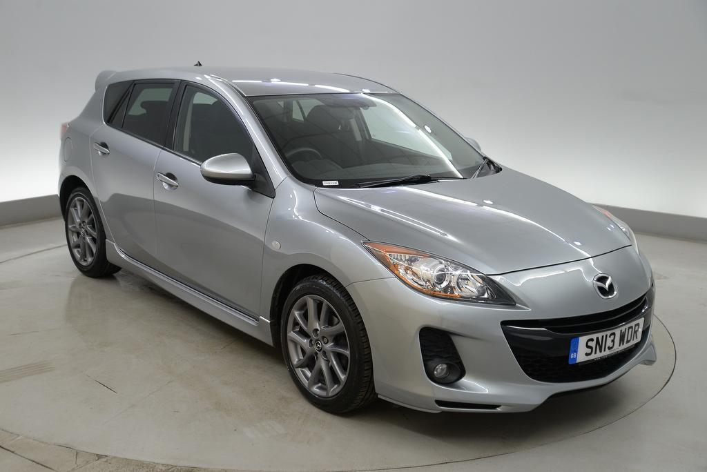 MAZDA 3 at Click Motors