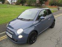 2012 FIAT 500 0.9 TWINAIR PLUS 3d 85 BHP £4999.00