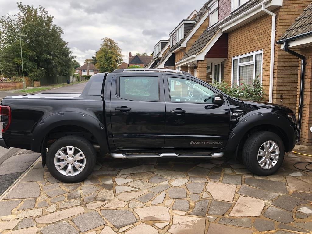 View our 2015 15 FORD RANGER 3.2 TDCi Wildtrak Double Cab Pickup 4x4 4dr (EU5)