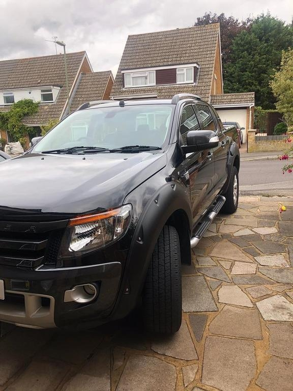 FORD RANGER at Click Motors