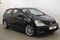 USED 2003 03 HONDA CIVIC 2.0 TYPE-R 3d 200 BHP ONLY 54,000 MILES + SERVICE HISTORY + 2 KEYS + ONLY 3 OWNERS