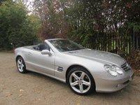2003 MERCEDES-BENZ SL 5.0 SL500 2d AUTO 306 BHP £7995.00