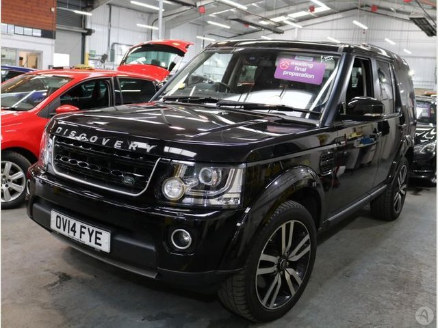 View our 2014 14 LAND ROVER DISCOVERY 3.0 SDV6 HSE 5dr Auto 7 Sea