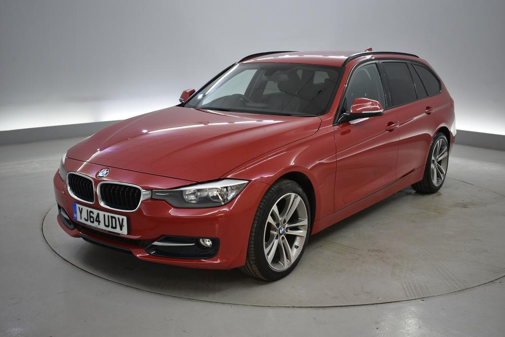 View our 2014 64 BMW 3 SERIES BMW 3 Series 320d Sport 5dr Step Auto - 18IN ALLOYS - PARKING SENSORS - BLUETOOTH 2.0