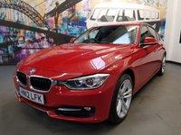 2012 BMW 3 SERIES 2.0 320D SPORT 4d 184 BHP £11294.00