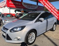 USED 2011 61 FORD FOCUS 2.0 TITANIUM TDCI **ESTATE** 139 BHP