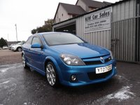 USED 2007 VAUXHALL ASTRA 2.0 VXR 3d 240 BHP AWAITING PREP, FSH WITH ONLY 64K!