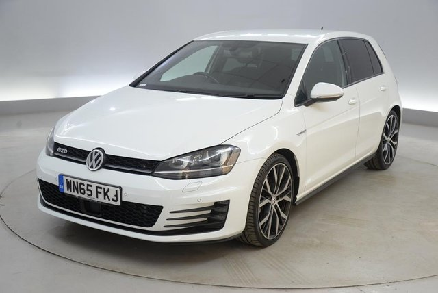 View our 2015 65 VOLKSWAGEN GOLF 2.0 TDI GTD 5dr - ADAPTIVE CRUISE - XENONS - HEATED SEATS