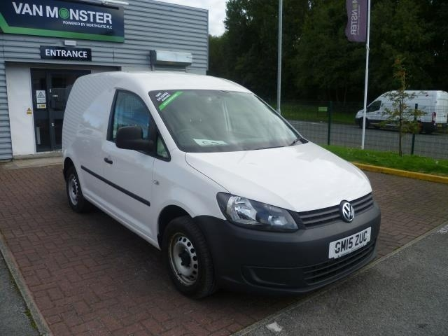 View our 2015 15 VOLKSWAGEN CADDY  1.6 102PS STARTLINE EURO 5