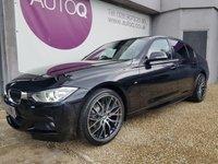 2015 BMW 3 SERIES 2.0 318D M SPORT 4d AUTO 141 BHP £17850.00
