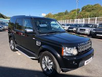 2010 LAND ROVER DISCOVERY 3.0 4 TDV6 HSE 5d 245 BHP £18750.00