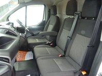 USED 2017 17 FORD TRANSIT CUSTOM 2.0 290 LR P/V 1d 104 BHP FORD TRANSIT CUSTOM EURO 6