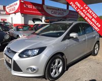 USED 2011 11 FORD FOCUS 1.6 ZETEC 5d 124 BHP *ONLY 43,000 MILES* F/FORD S/HISTORY