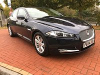 2014 JAGUAR XF 2.2 D LUXURY 4d AUTO 163 BHP £13490.00