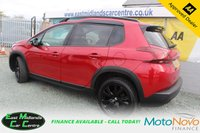 USED 2016 16 PEUGEOT 2008 1.2 PURETECH S/S GT LINE 5d 130 BHP RED PETROL FULL MAIN DEALER SERVICE HISTORY + £20 PER YEAR TO TAX