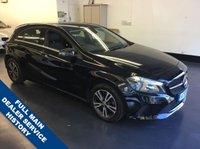 2017 MERCEDES-BENZ A CLASS 1.6 A 180 SE 5d AUTO 121 BHP £17581.00