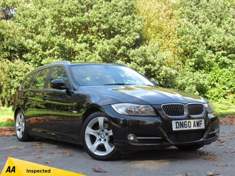 2010 BMW 3 SERIES 2.0 318D EXCLUSIVE EDITION TOURING 5d 141 BHP £5250.00