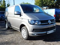 USED 2018 18 VOLKSWAGEN TRANSPORTER T30 TDI HIGHLINE SWB 150 DSG (AUTO) GEARBOX BLUEMOTION EURO 6 Sat Nav (Discovery Media), Captain Seats, Heated Rear Window, Rear Wash Wipe, Glazed Tailgate.