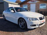 USED 2011 BMW 330d 3.0 330D M SPORT 2d AUTO 242 BHP