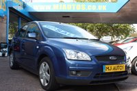 2007 FORD FOCUS STYLE 1.6 TDCi DIESEL 5dr  £2495.00