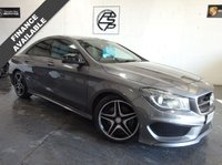 USED 2015 65 MERCEDES-BENZ CLA 2.1 CLA 220 D AMG LINE 4d AUTO 174 BHP