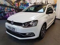 USED 2016 16 VOLKSWAGEN POLO 1.2 SE TSI 3d 89 BHP