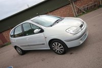 2002 RENAULT SCENIC 1.4 EXPRESSION PLUS 16V 5d 94 BHP £990.00