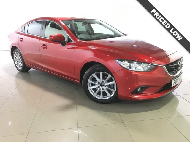 View our 2014 14 MAZDA 6 2.2 D SE-L NAV 4d AUTO 148 BHP