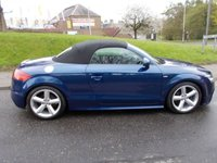 USED 2012 12 AUDI TT 2.0 TDI QUATTRO S LINE ++LOW MILEAGE DIESEL WITH SERVICE HISTORY+12 MONTHS FREE AA BREAKDOWN COVER++