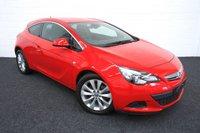 2013 VAUXHALL ASTRA 1.4 GTC SRI S/S 3d 138 BHP £6991.00