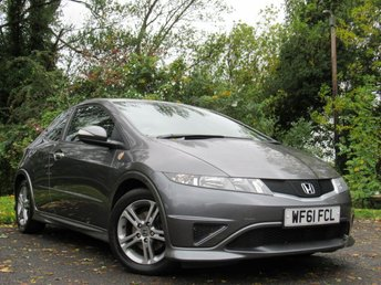 2011 HONDA CIVIC 1.3 I-VTEC TYPE S 3d  £5000.00