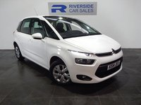 USED 2014 14 CITROEN C4 PICASSO 1.6 E-HDI AIRDREAM VTR PLUS 5d 113 BHP