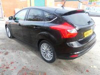 USED 2011 60 FORD FOCUS 1.6 ZETEC TDCI 5d 113 BHP