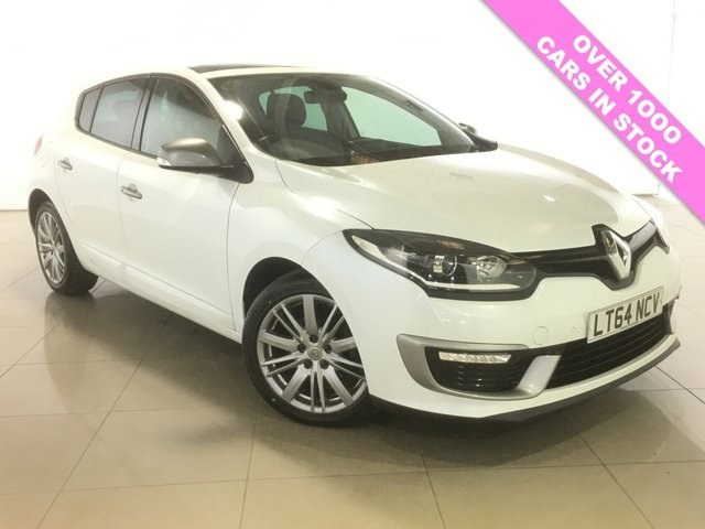 View our 2014 64 RENAULT MEGANE 1.6 GT LINE TOMTOM ENERGY DCI S/S 5d 130 BHP