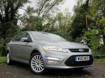 2013 FORD MONDEO 2.0 ZETEC BUSINESS EDITION TDCI 5d  £7000.00