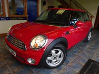 2007 MINI HATCH ONE 1.4 ONE 3d 94 BHP £3950.00
