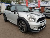 USED 2013 63 MINI COUNTRYMAN 1.6 COOPER S ALL4 5d 184 BHP 0%  FINANCE AVAILABLE ON THIS CAR PLEASE CALL 01204 317705