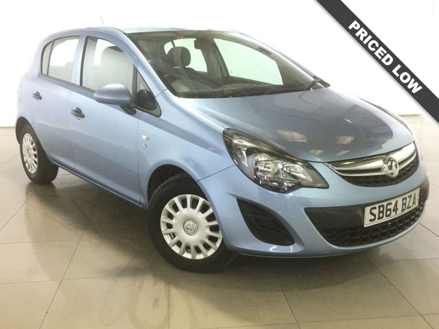 View our 2014 64 VAUXHALL CORSA 1.2 S AC S/S 5d 83 BHP